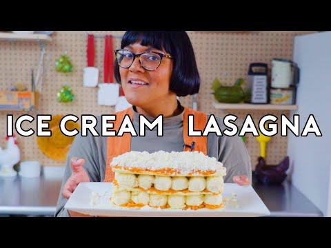 Ice Cream Lasagna | Stump Sohla