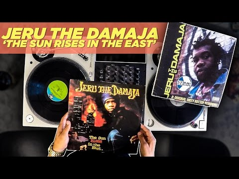 Discover Classic Samples On Jeru The Damaja's 'The Sun Rises In the East'