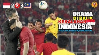 Video DRAMA DI BALIK KEKALAHAN TIMNAS INDONESIA,PELATIH,PEMAIN,SUPPORTER MP3, 3GP, MP4, WEBM, AVI, FLV September 2019