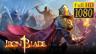 Iron Blade - Medieval Legends (Beta) Game Review 1080P Official Gameloft