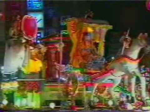 80年代北港藝閣遶境 農曆三月十九 北港迎媽祖 - 北港迎媽祖