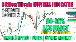 Z-Special Bitmex Altcoin Buy/Sell Trading Suite VVIP Indicator Latest Version 2 with 95% Accuracy.