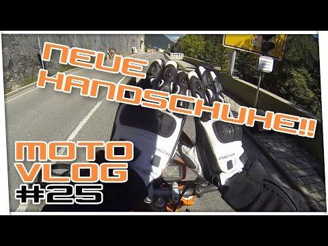 Meine neuen Motorradhandschuhe ! Lieblingslocation
