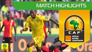 Uganda vs Zimbabwe | Orange African Nations Championship, Rwanda 2016