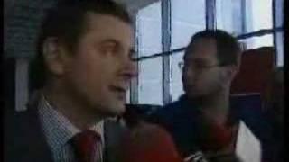preview picture of video 'Oficjalne otwarcie Terminalu B na lotnisku Katowice Pyrzowic'