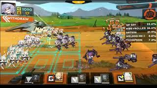 Alchemist  - (Girls' Frontline) - Girls' Frontline - 6-4e Alchemist vs Force Shield 2