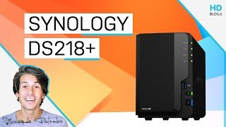 REVIEW Synology DiskStation DS218+ NAS mit DSM OS