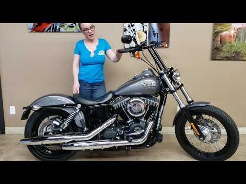 2016 Harley-Davidson Street Bob® in Temecula, California - Video 1