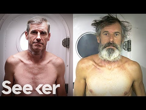 How Do You Stay Sane for Months at Sea?   The Swim
