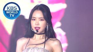 Apink(에이핑크) - INTRO + %%(Eung Eung) [2019 KBS Song Festival / 2019.12.27]