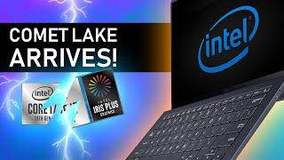 It Just Got WORSE For Intel 10th Gen - Comet Lake Arrives
