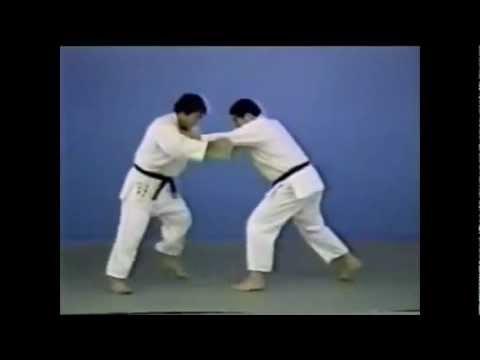 Judo - Tsurikomi-goshi