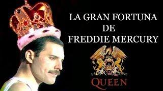 La gran fortuna de Freddie Mercury - Queen