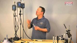 Foredom Presents Wayne Werners Motor Overview Segment 1