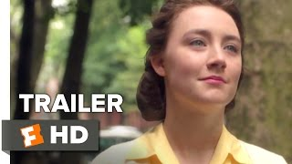 Brooklyn Official Trailer #1 (2015) - Saoirse Ronan, Domhnall Gleeson Movie HD