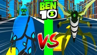 Ben 10 Big Chill VS Stinkfly Roblox Ben 10 Arrival of Aliens