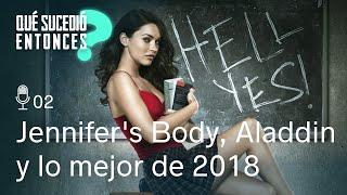 Marta Triviño y el terror feminista de 'Jennifer's Body' | ¿QUÉ SUCEDIÓ ENTONCES? 1x02