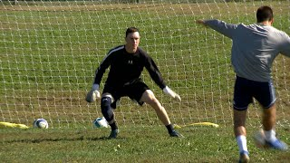 No soccer experience? No problem for Ledyard keeper Ken Turner
