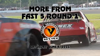 SIDS VIEW | 06.05.21 | More From Fast 5 Round 1