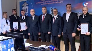 Лучших новгородских «Анискиных» традиционно определили в полиции