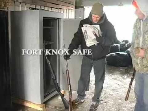 Fire Test: Fort Knox Safe Vs. Leading Brand