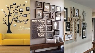 DIY Photo Display Ideas - Creative Photo Wall Decor