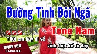 karaoke-duong-tinh-doi-nga-tone-nam-nhac-song-trong-hieu