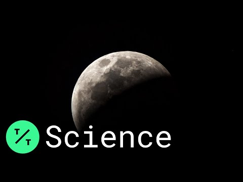 'Half Blood' Partial Lunar Eclipse Visible to Most of the World