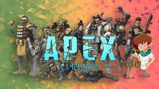 Вот почему Apex Legends лучшая королевская битва!? Stream online!