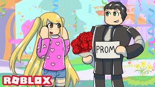 My Bully Wants Me To Go To PROM with Him...| Roblox Royale High Roleplay