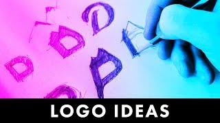 Logo Design: How To Generate GOOD Ideas ✏️