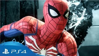 Marvel's Spider-Man | Gameplay Launch Trailer | PS4