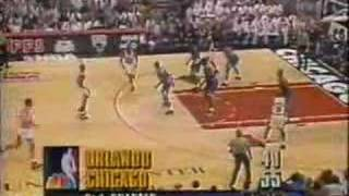 Bulls vs. Magic 1995 game 4 (6/...)