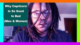 Why Capricorn Men & Capricorn Women Are So Good In Bed [Capricorn & Sex]