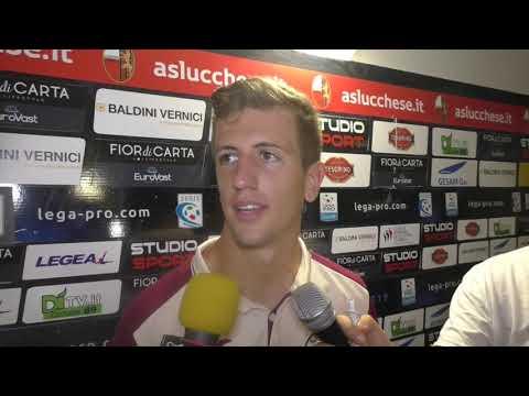 Lucchese-Arezzo 0-1, intervista a Marco Sala