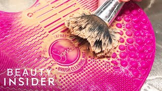 Whats The Best Way To Clean Your Makeup Brushes?