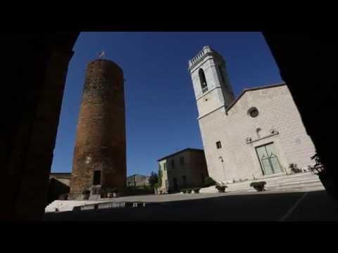 Xarxa de cicloturisme del Baix Empordà: Cruïlles, Monells i Sant Sadurní de l'Heura