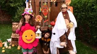 Čiperkové - Halloween