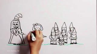 Белоснежка - сказки - детей