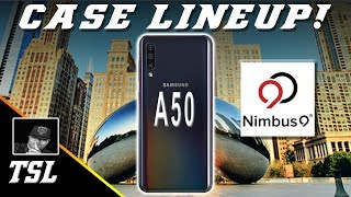 Samsung Galaxy A50 Cases By Nimbus9
