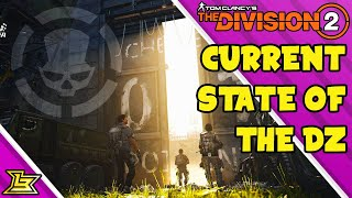 The Current State of The Dark Zone in The Division 2