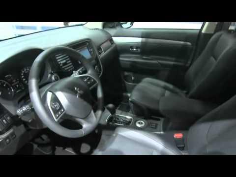 Presentacion Mitsubishi Outlander