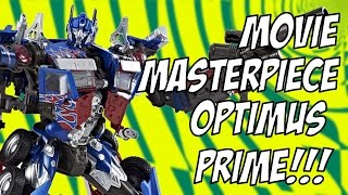 Transformers Mpm-4 Movie Optimus Prime Revealed!