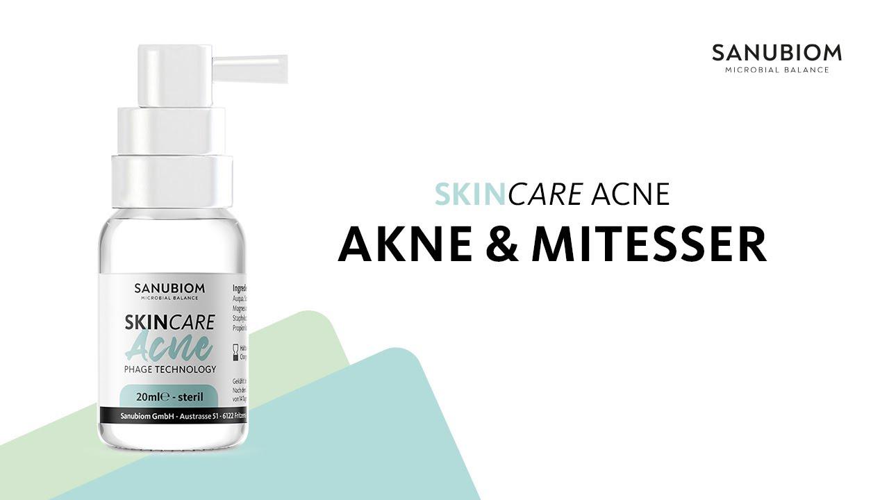 Sanubiom SkinCare Protect - Akne