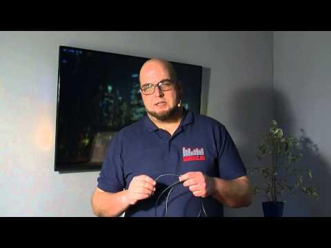 Ultradünne HDMI™-Kabel von Hama