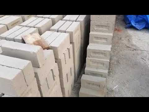 4 KVT Hydraulic Brick Making Machine