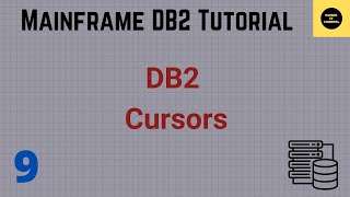 Mainframe DB2 Tutorial -  9