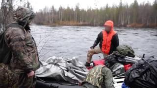 Рыбалка кольский полуостров река стрельна