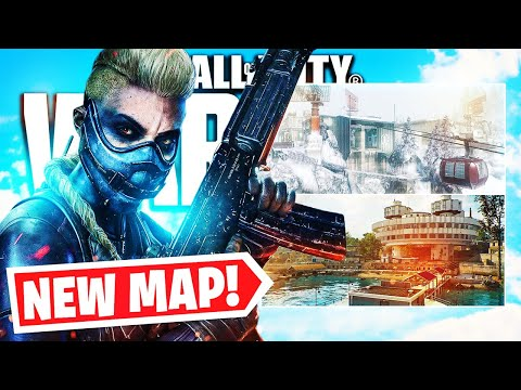 "Call of Duty Warzone New Map Leak Reveals ""Verdansk84"""