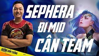 Hướng dẫn sử dụng Sephera đi Mid gánh team - Leo rank hiệu quả #1